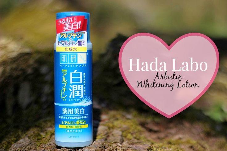 Hada Labo Arbutin Whitening Lotion   Vitamin C Japánból  白潤 薬用美白化粧水