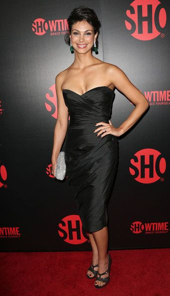 "Morena Baccarin - Showtime's 2012 ""Emmy Eve"" Soiree - Arrivals"