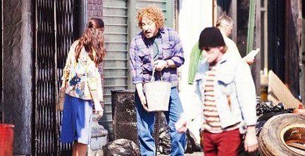 First look: Alan Rickman and Ashley Greene film 'CBGB'