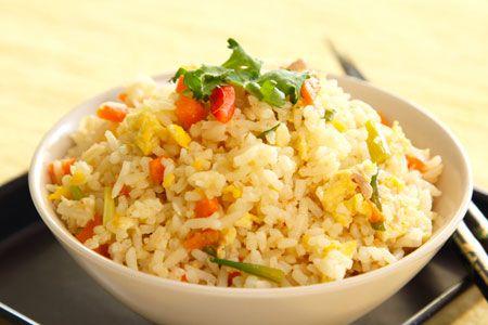 Τηγανητό ρύζι με λαχανικά και αυγά - Οι δικές σας συνταγές | γαστρονόμος