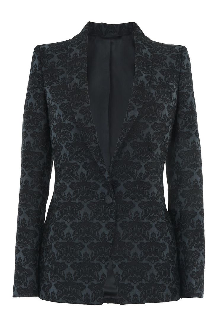 Black Jacket - Tonello A/W Collection