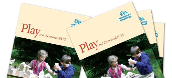"Play and the revised EYFS: Anne O'Connor, who wrote the introduction, says, ""Observing children's play is the only accurate way for practitioners to assess development across all areas of learning and to gauge the right levels of interaction and support that will enhance and extend the learning experience."""