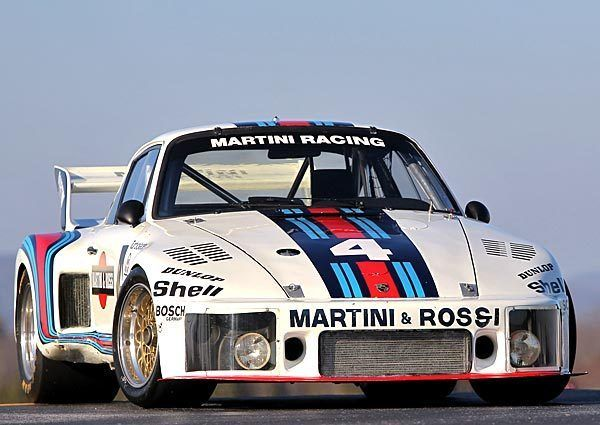 1976 Porsche 935/76 | $2,530,000  ( Mathieu Heurtault / © Gooding & Company / May 3, 2012 )  This was a factory team race car with the Martini & Rossi livery that was eventually sold in a lot of vehicles to longtime Hermosa Beach Porsche dealer Vasek Polak. Polak died in 1997 and about that time it was sold, moving in and out of several collections.