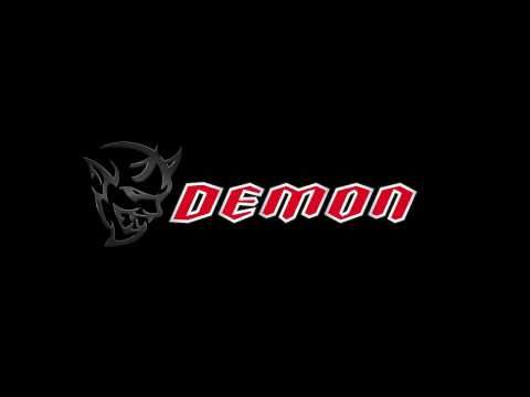 New 'No Pills' Dodge Demon Video Has Incredible Engine Note - Muscle Car