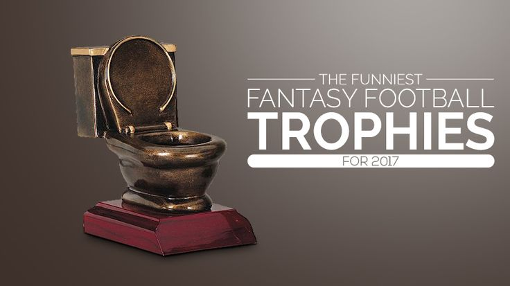 Some funny ideas for awarding the worst teams in your fantasy football league.