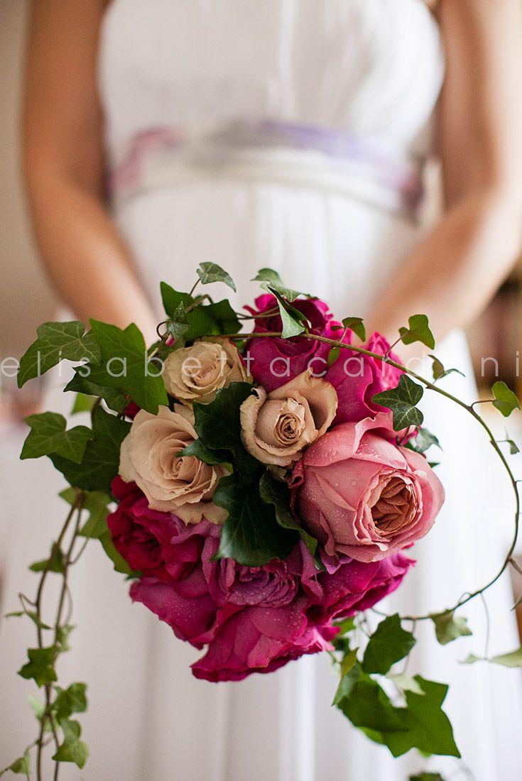 #elisabettacardani #italianstyle #bouquet #wedding #roses