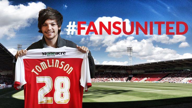 Louis Tomlinson  John Ryan's big idea for Doncaster Rovers