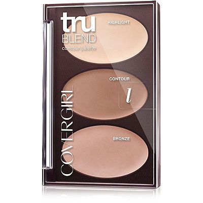 CoverGirl Trublend Contour Palette, new for summer 2016 in 2 shades