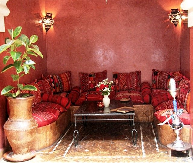 """Holidays in Marrakesch ! Spend your dream vacation in charming riad """" Carina """"…"""