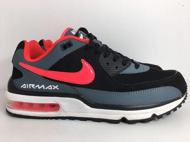 Nike Air Max Wright Men's Black/Atomic Red 317551-069, Men's Size 10.5 EUR 44.5  | eBay