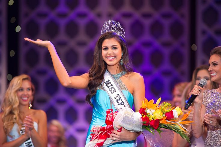 Katherine Haik was crowned Miss Teen USA 2015 from Franklinton ,La