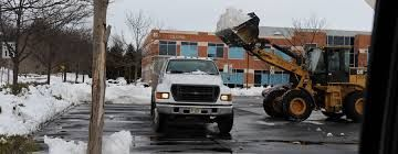 Shoveling snow in your business can be impractical at times. However, if you have a monster snow-blowing machine or a snow plow, you might do it. Nevertheless, people with a large parking lot always call professional snow removers.