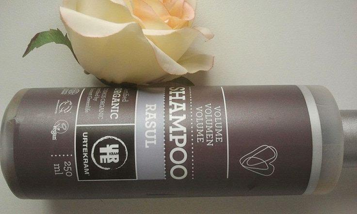 Joanna's cosmetics: Urtekram volume shampoo Rasul Rhassoul no animal t...