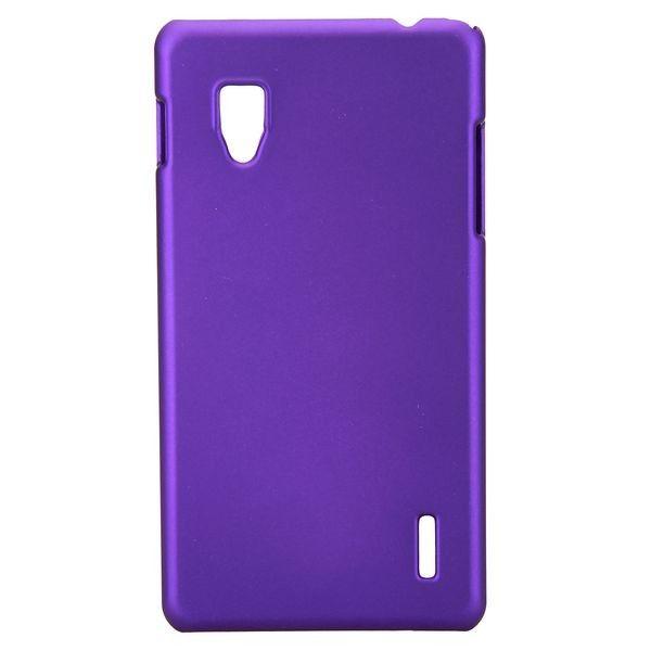 Hard Shell (Lilla) LG Optimus G E973/E975 Deksel