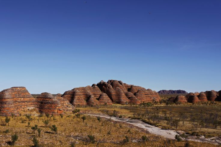 Today we make our way to Purnululu National Park. This afternoon we begin exploring these amazing sandstone formations before giving the 4WD a hard-earned rest and settle into camp for a relaxing evening.