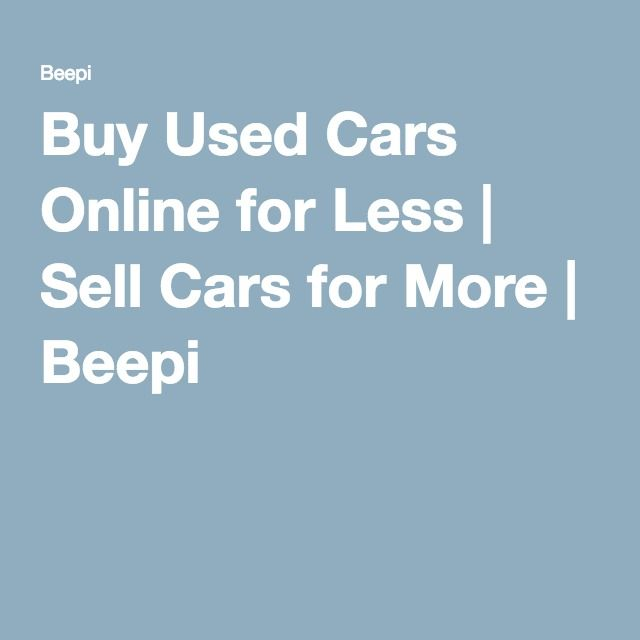 Buy Used Cars Online for Less | Sell Cars for More | Beepi