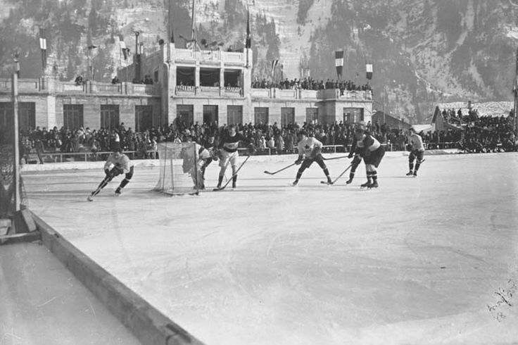 Canada vs Great Britain - 1924 Olympics