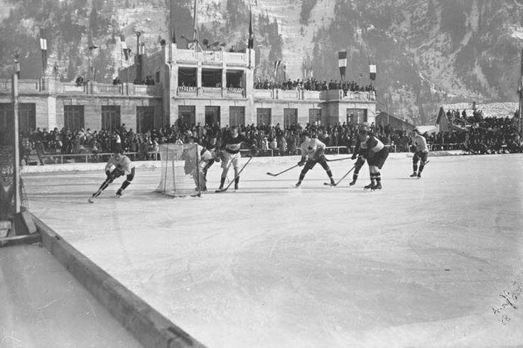 Canada vs Great Britain - 1924 Olympics