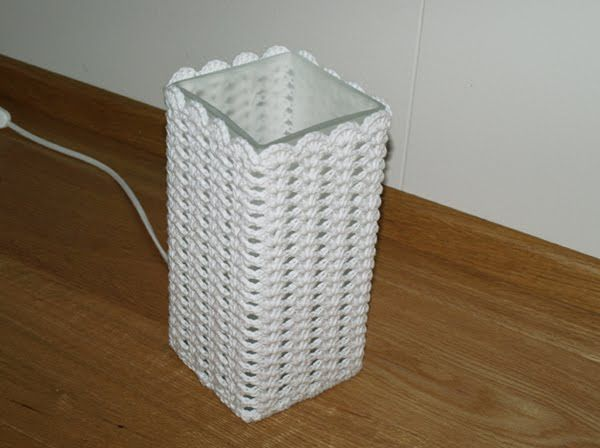 IKEA Hackers: Crochet Grono Lamp
