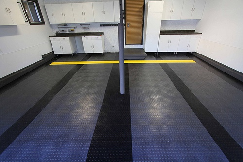 My new Race Deck garage floor.