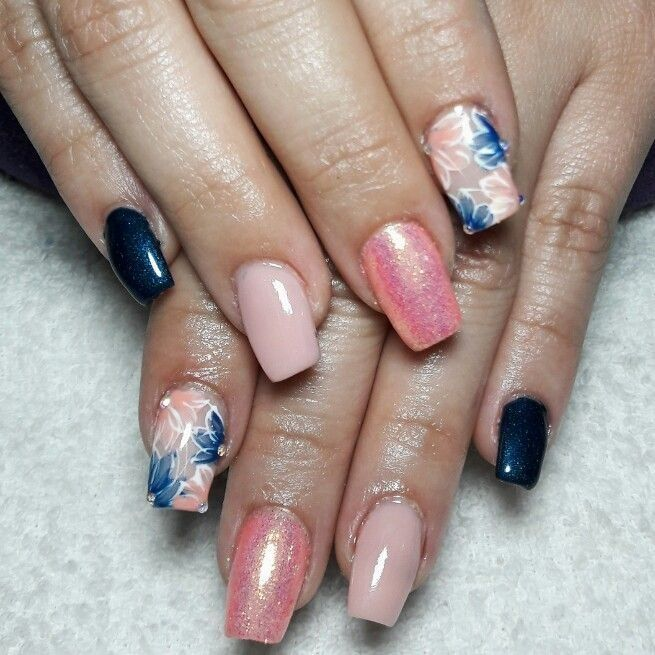 40 Special Summer Nail Designs for Exceptional Look – #Designs #Exceptional #Nail #Special #summer