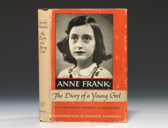 the characteristics of a young girl named anne frank in diary of a young girl a novel by anne frank Explore the numerous literary conflicts to be found in anne frank's 'diary of a young girl,' which was written when the franks were in hiding from.