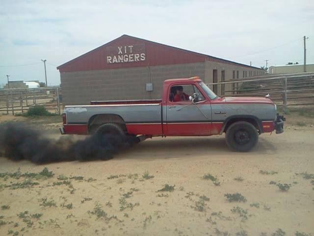 Dodge Ram Cummins Diesel Truck - Diesel Truck Gallery