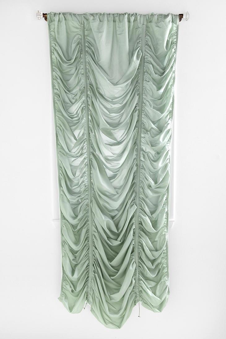 balloon curtains in master bedroom diy