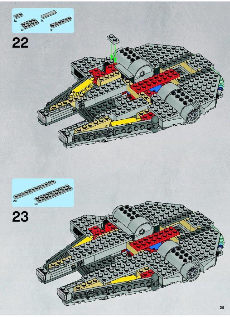 Star Wars - Midi-scale Millennium Falcon [Lego 7778]
