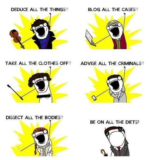 funny sherlock | Tumblr
