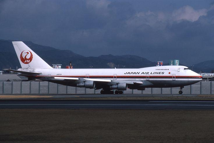 Boeing 747-146SR JA8119, Japan Airlines Flight 123
