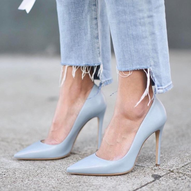 "1,246 Likes, 9 Comments - ShopStyle (@shopstyle) on Instagram: ""Tuesday bluesday  #sotd: @9to5chic"""