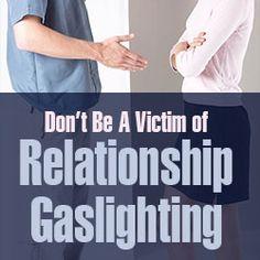 Gaslighting online dating