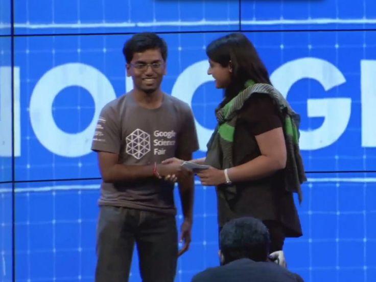 """RevUp permette di creare esercizi dai testi online. Il progetto è di Girish Kumar, 17 anni: ha vinto il premio """"Technologist"""" della Google Science Fair"""