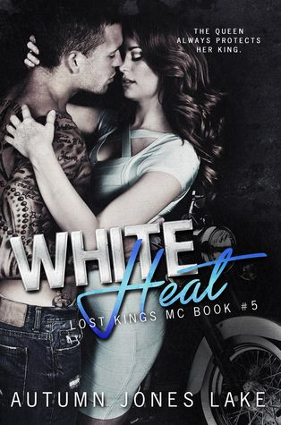 Blog Tour for White Heat, Lost Kings MC book #5 by Autumn Jones Lake  ~Trailer & Giveaway~ - Wild Wordy Women