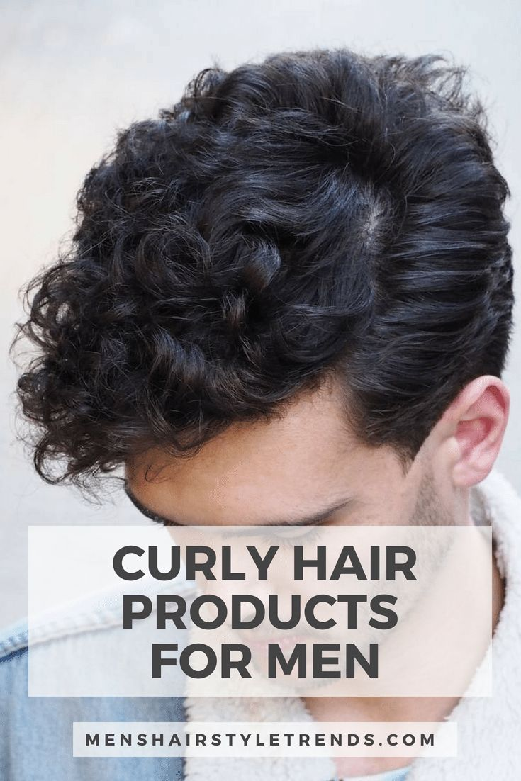 Best Hair Products For Men For All Hair Types 2020 Ultimate Guide Frizzy Hair Men Curly Hair Men Men Haircut Curly Hair