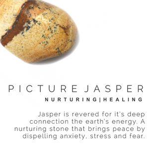 picture jasper stone meaning   © Volerra Jewelry