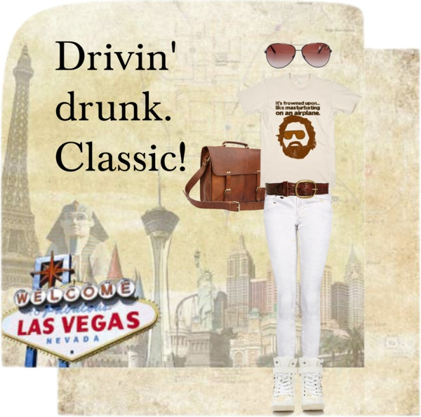 """The Hangover: Alan"" by lieslzhenderson ❤ liked on Polyvore"