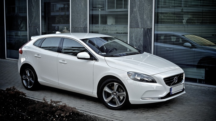 My Volvo V40 | Segomo for winter