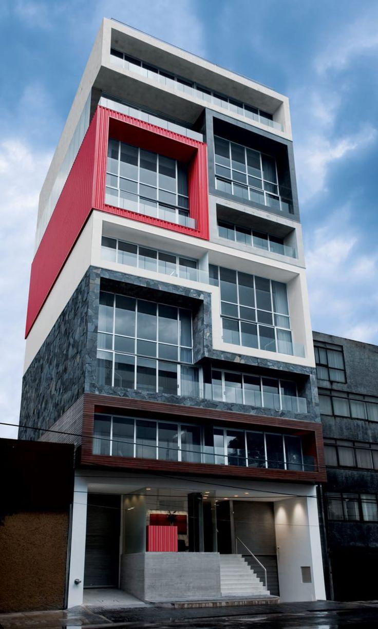 BNKR Arquitectura · Filadelfia Corporate Suites
