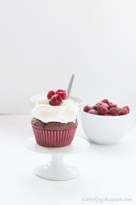 ... brownie raspberry muffins ...