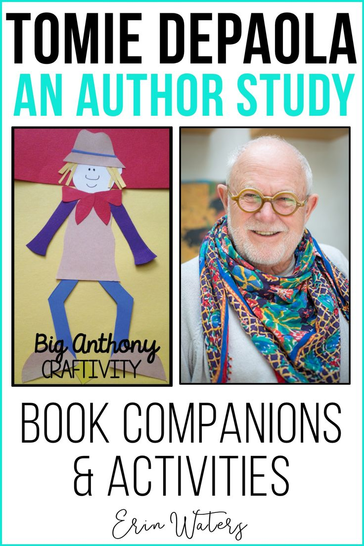 PPT - Tomie Depaola Author Study PowerPoint Presentation ...