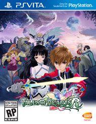 Boxshot: Tales of Hearts R - GameStop Exclusive by Bandai Namco Games America Inc.