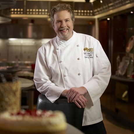 For More Than 14 Years Our Executive Pastry Chef Chris