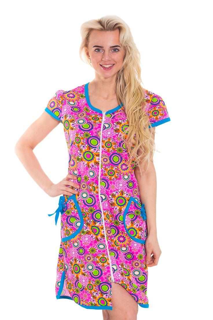 Женщинам - Одежда - Белье и одежда для дома - Халаты: Халат - Россия // Витрина брендов: Женская одежда, мужская одежда в интернете