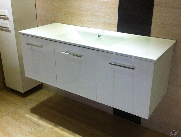Excellent SALE 20 OFF Veneer Vanity Wall Hung 1000 Mm  Eco Bathroom Solutions