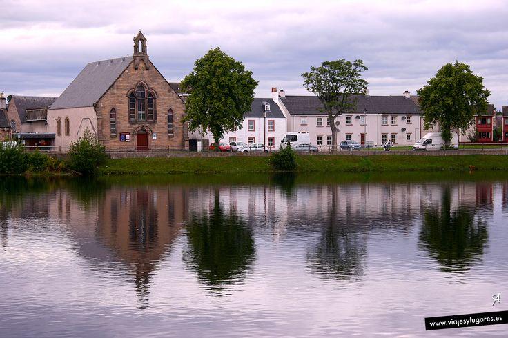 Reflejos en... Inverness, Escocia