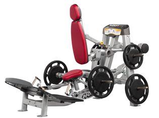 Máquina de musculación fitness profesional, sentadillas/Peso muerto RPL 5356 de Hoist.