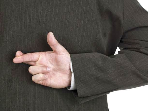 eniaftos: How Lying Affects Your Health