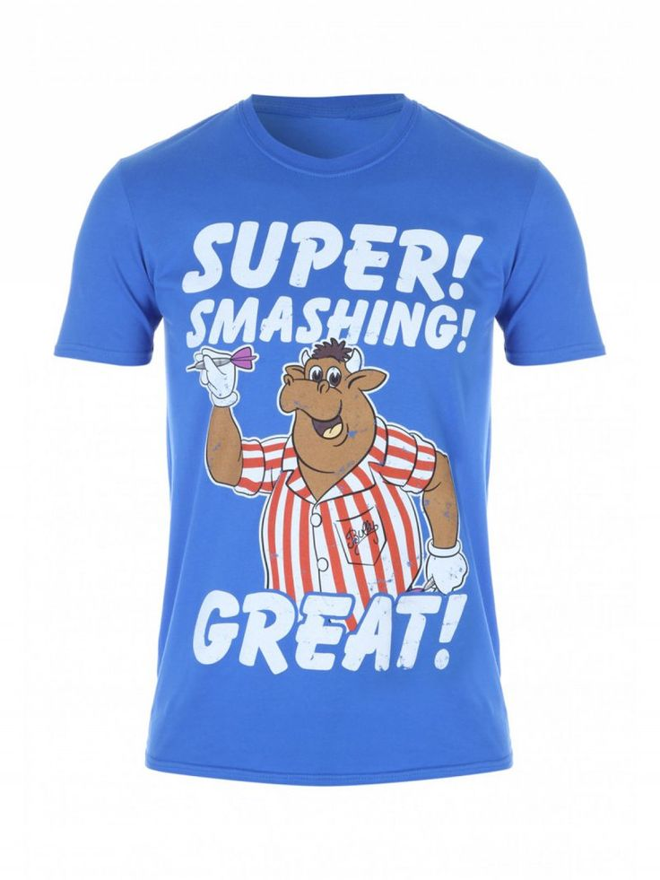 Bullseye Game Show New Officially Licensed Various Sizes T-Shirt GET IT HERE http://ebay.eu/1XUJD7Y